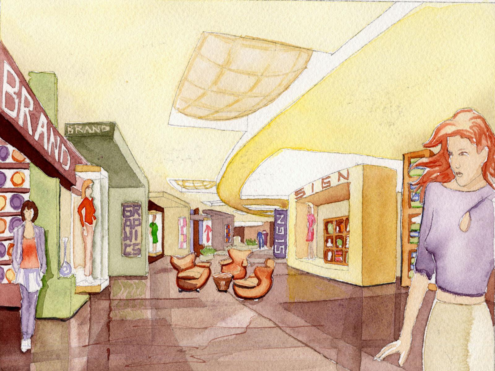 Karstadt watercolor for women's fashion sales .jpg