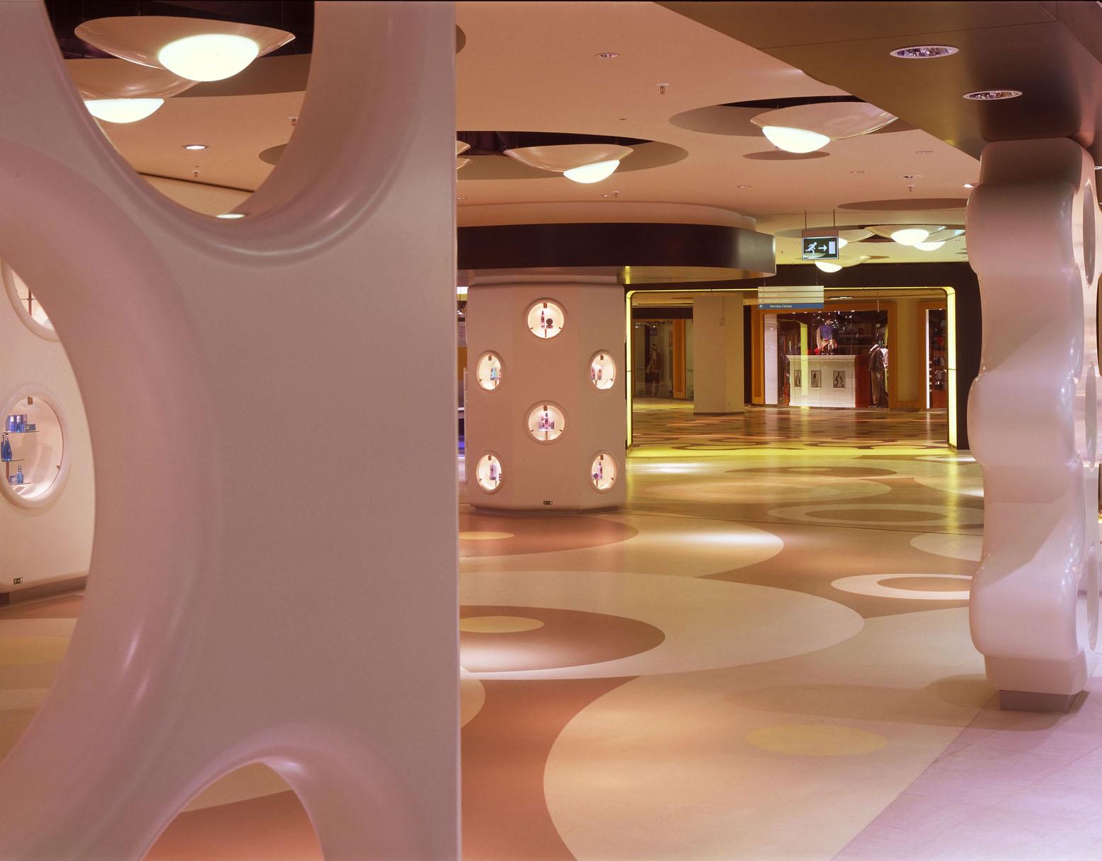 Retail Hall