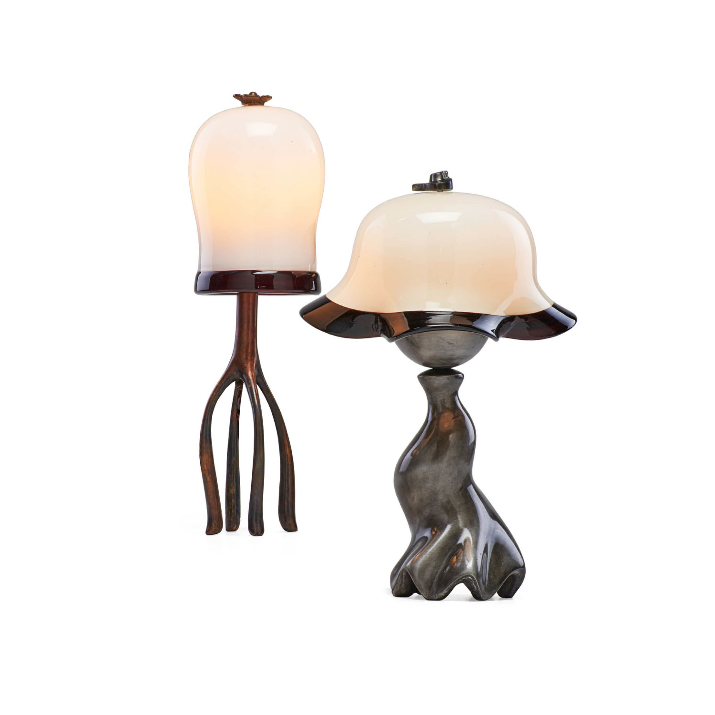 Swirl and H57 Lamps