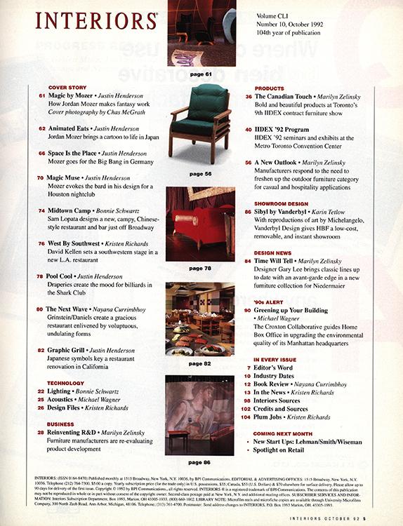 Interiors 1992 OCT 05 Contents.jpg
