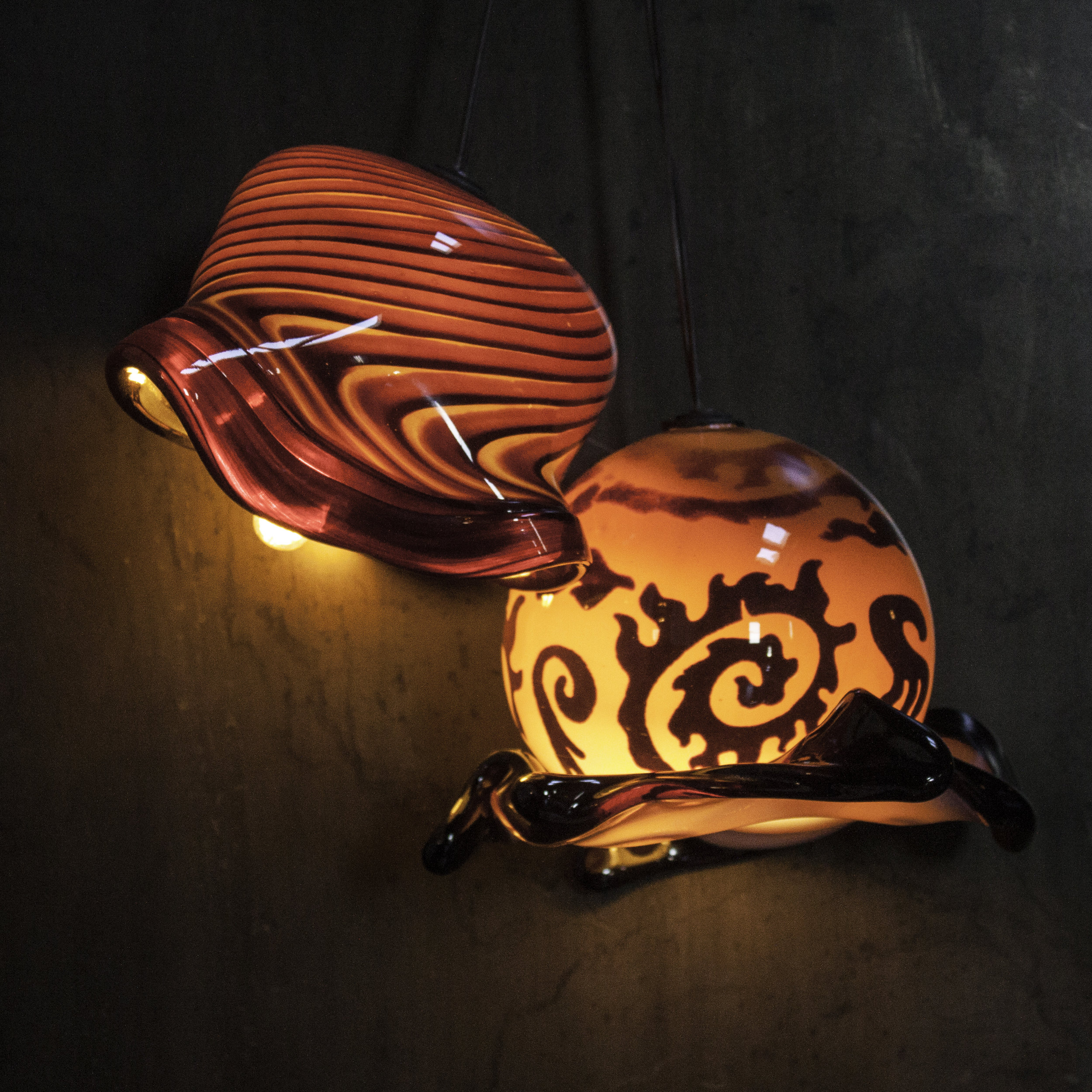 Blossom Lamps