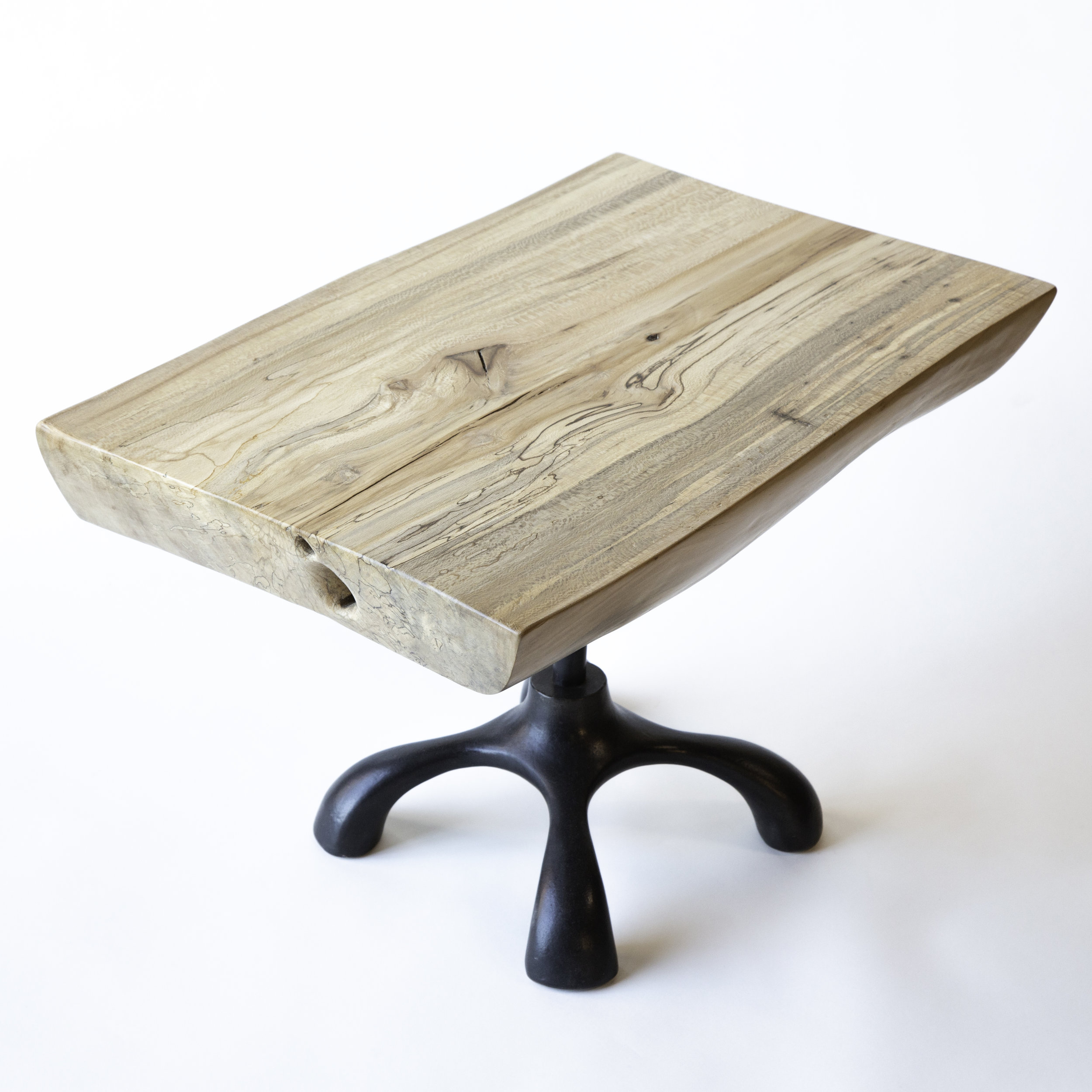Spalted Sycamore Table
