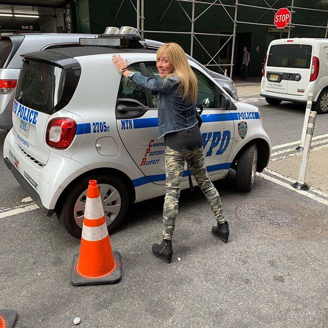 A little fun in NYC