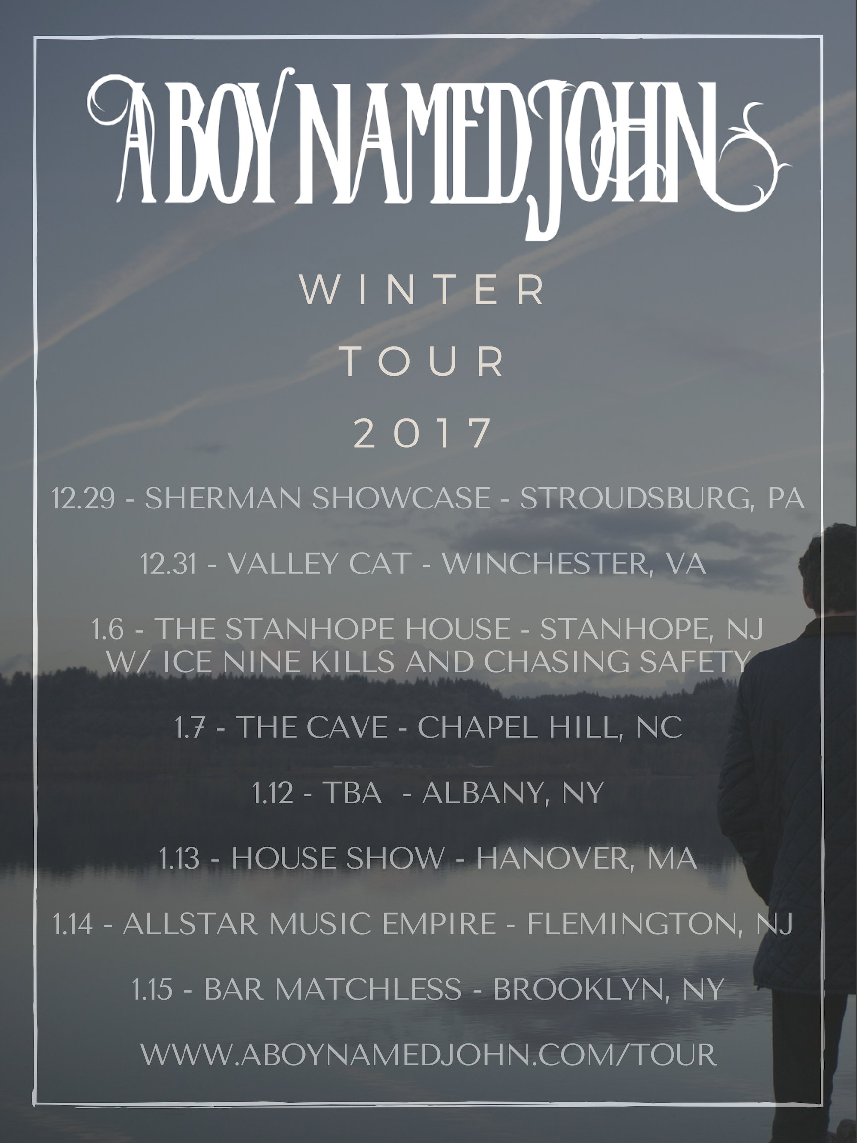 Winter Tour 2017