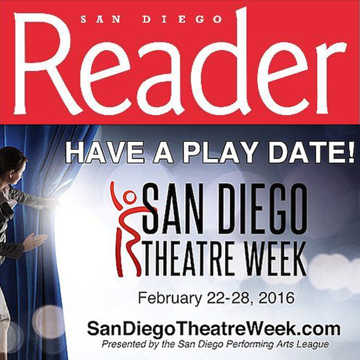 San Diego Reader media article