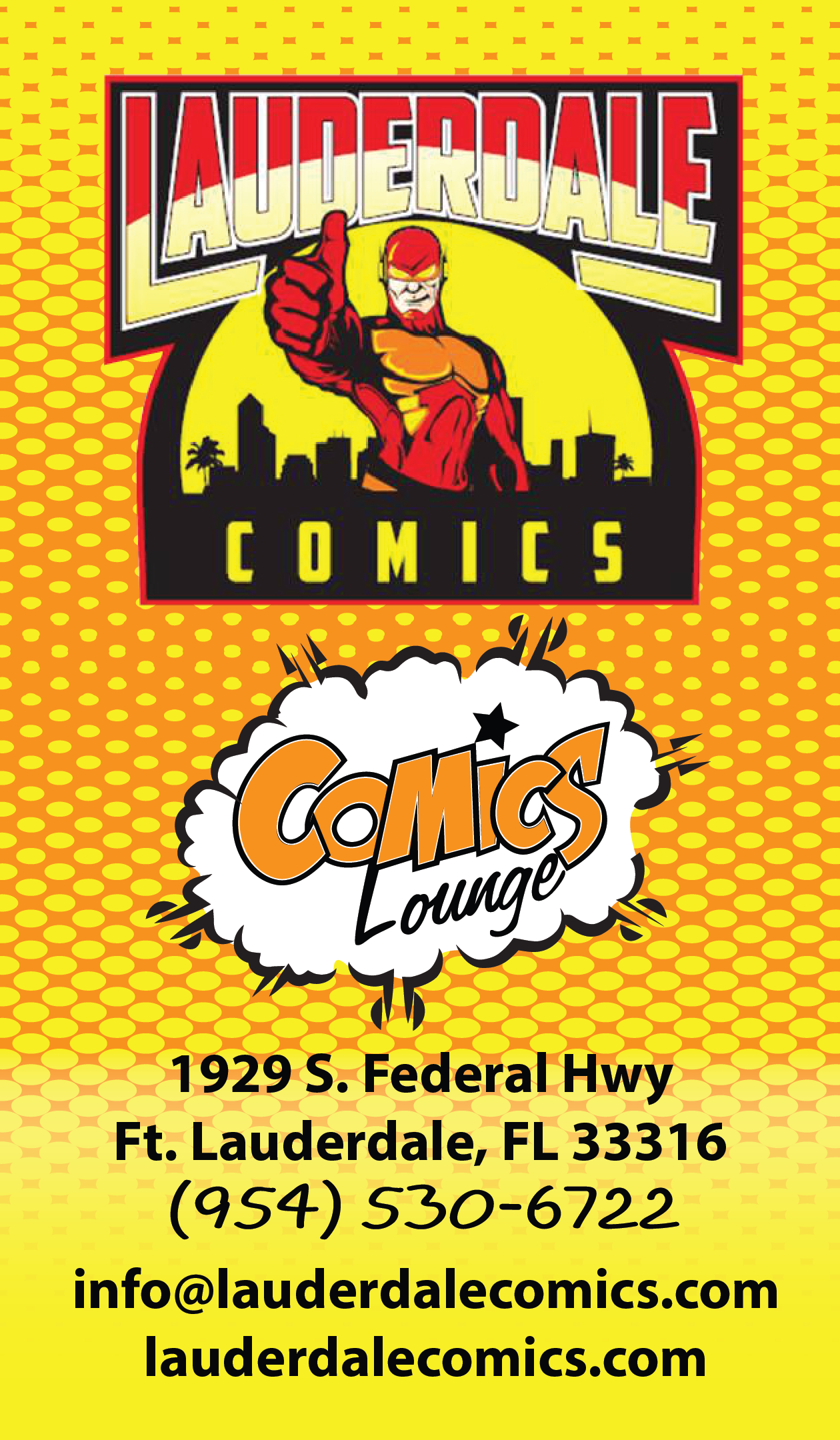 Lauderdale Comics