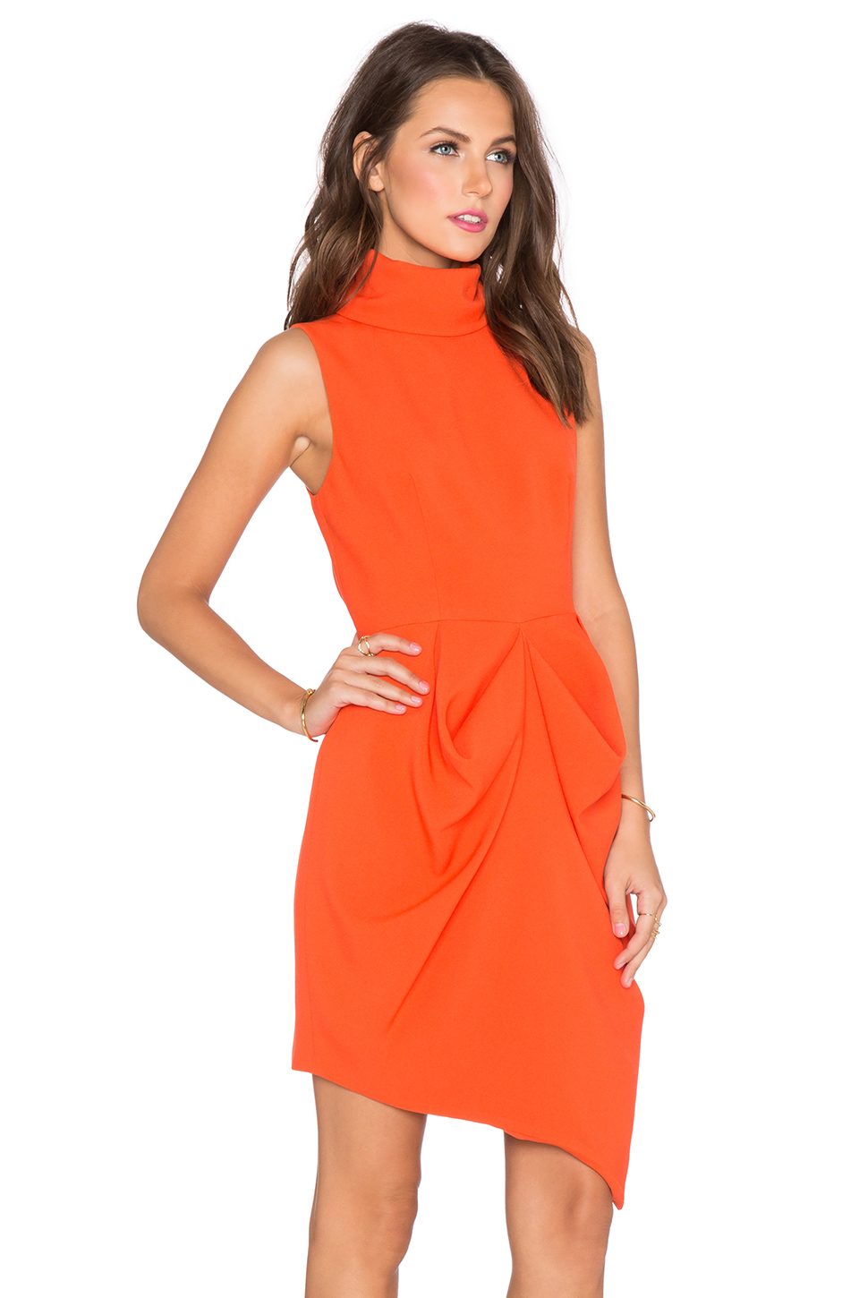Orange Skies Dress $150.00