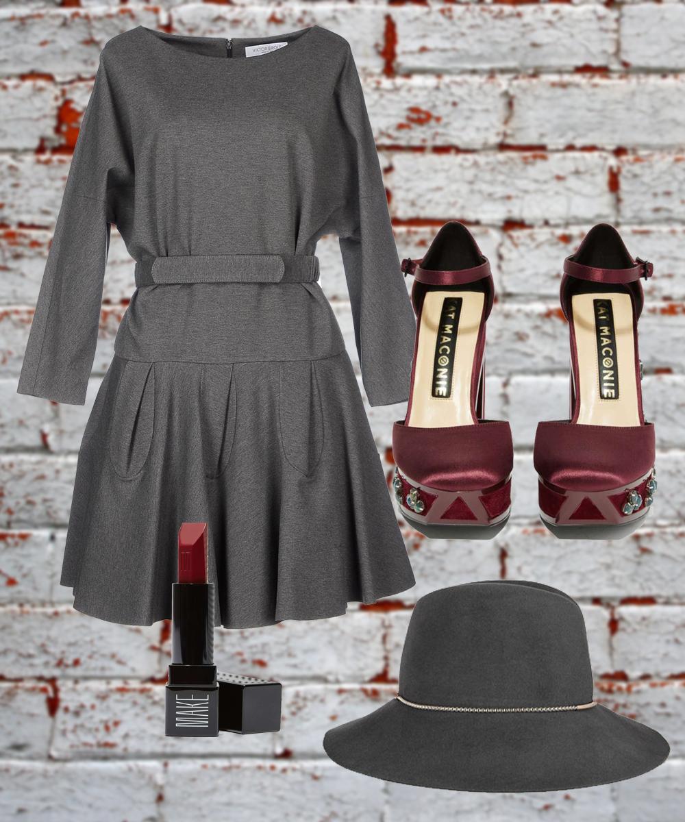 VIKTOR & ROLF Short Dress $721