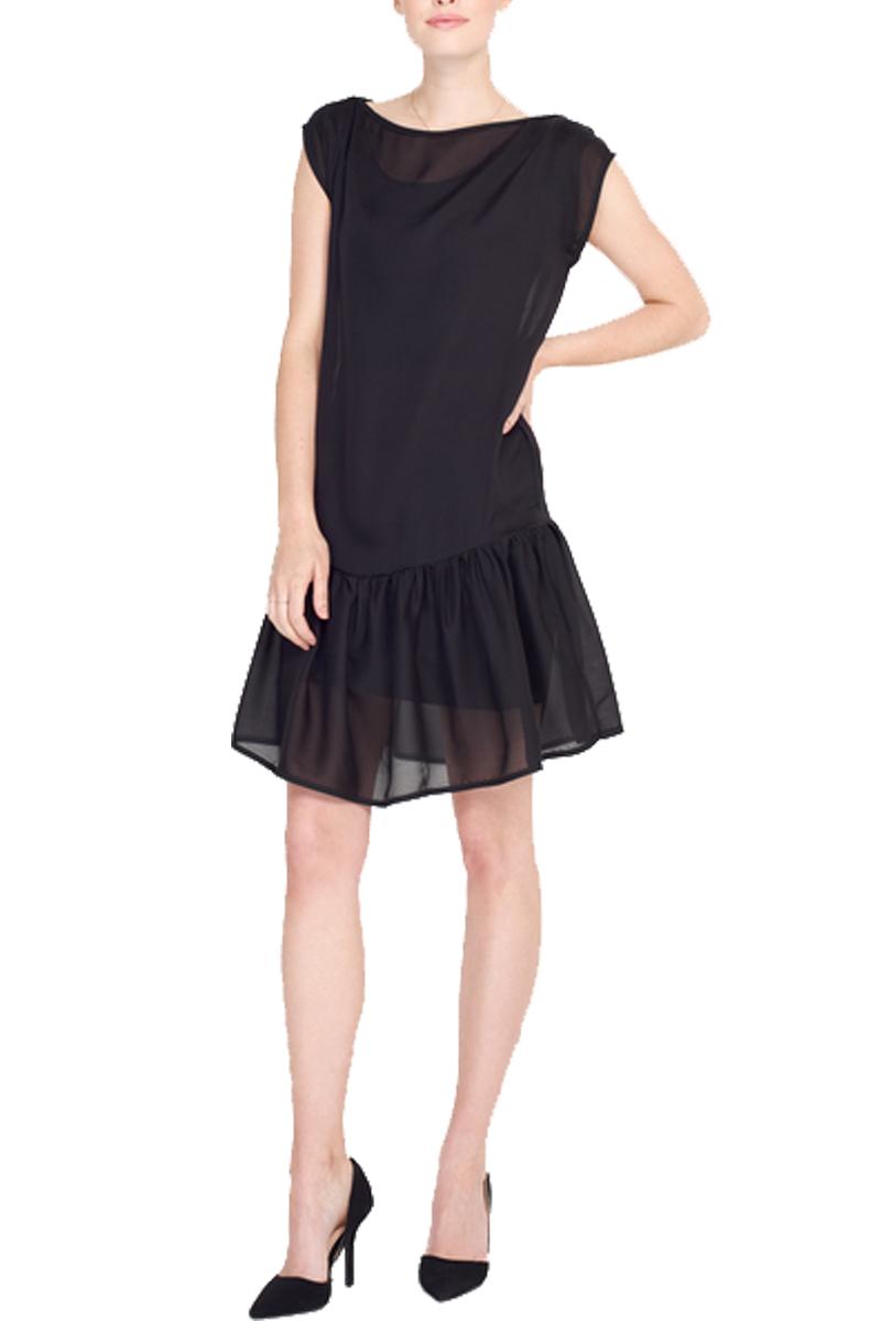 BASICCONTENT Flutter Shift Dress $165