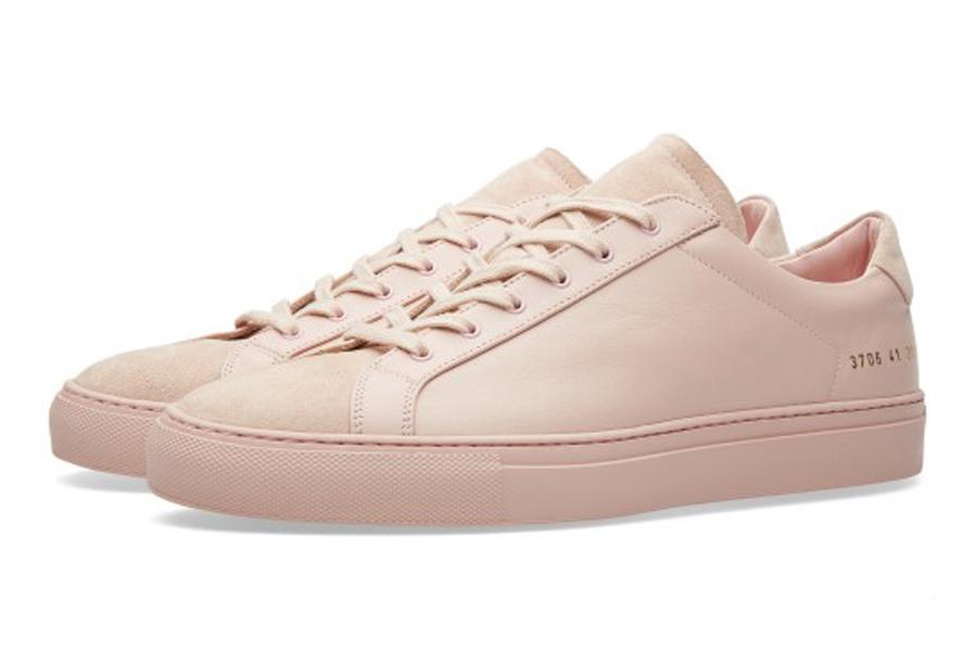 COMMON PROJECTS Original Achilles Low - Blush $391