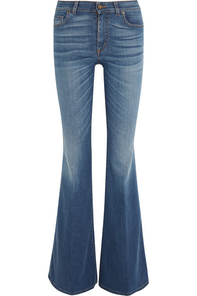 TOM FORD High-rise flared jeans $990
