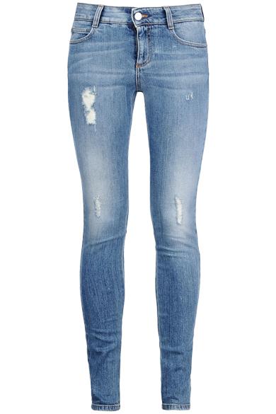 STELLA MCCARTNEY Skinny long jeans $375