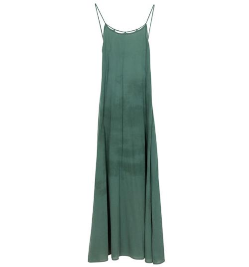 AWAVEAWAKE Backless String Dress $375
