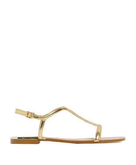ZARA Flat Sandals $30