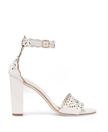 J.CREW Charlotte Leather Sandals $270
