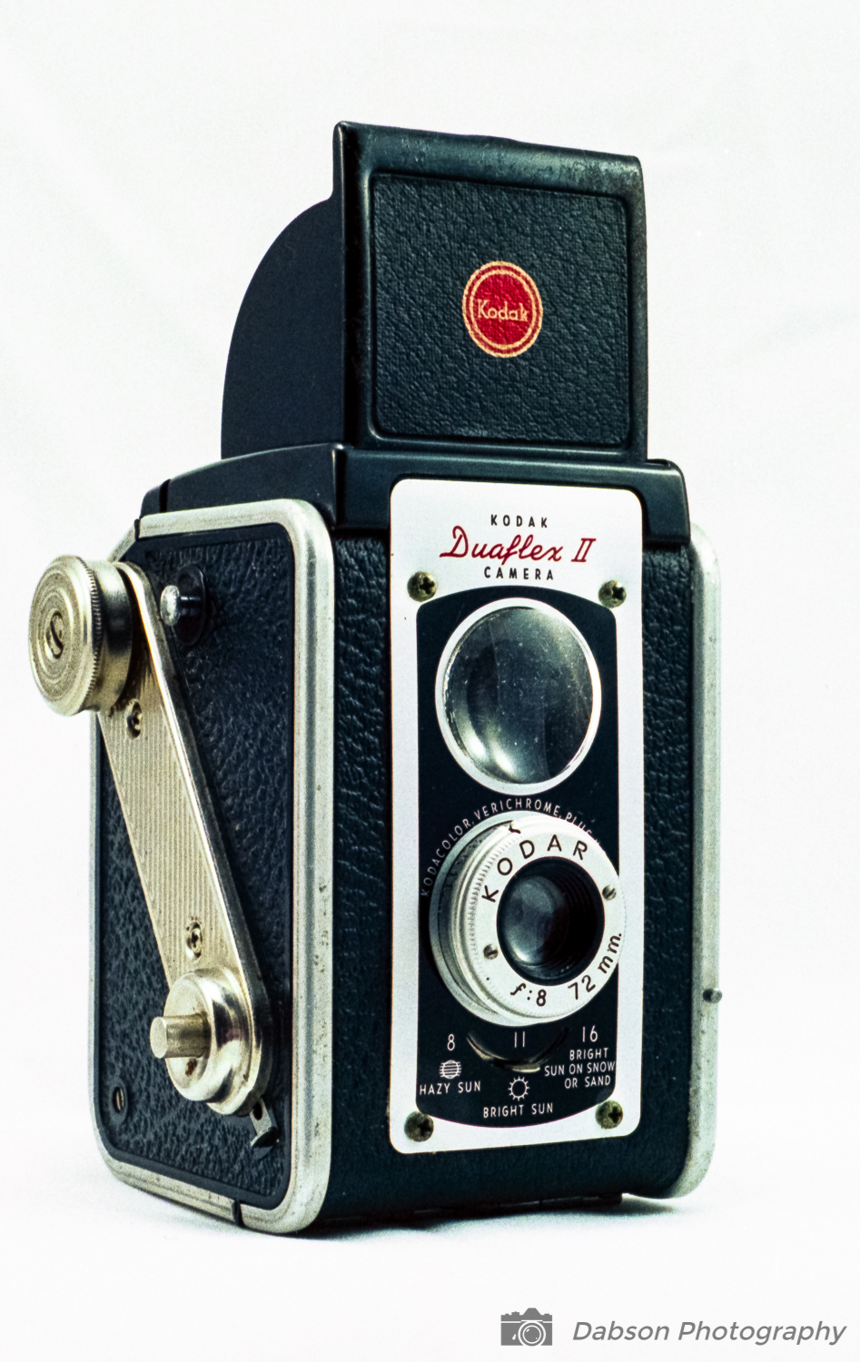 Kodak Duaflex II - Kodak's twin lens reflex camera for the masses.