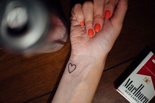 Hearts & my valentine lady.