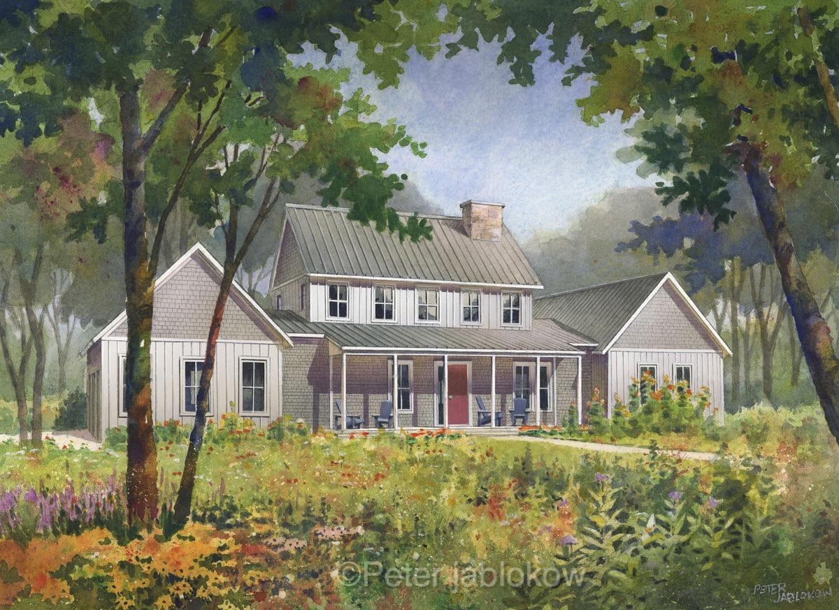 Deerpath Farms, 3 Bedroom Home