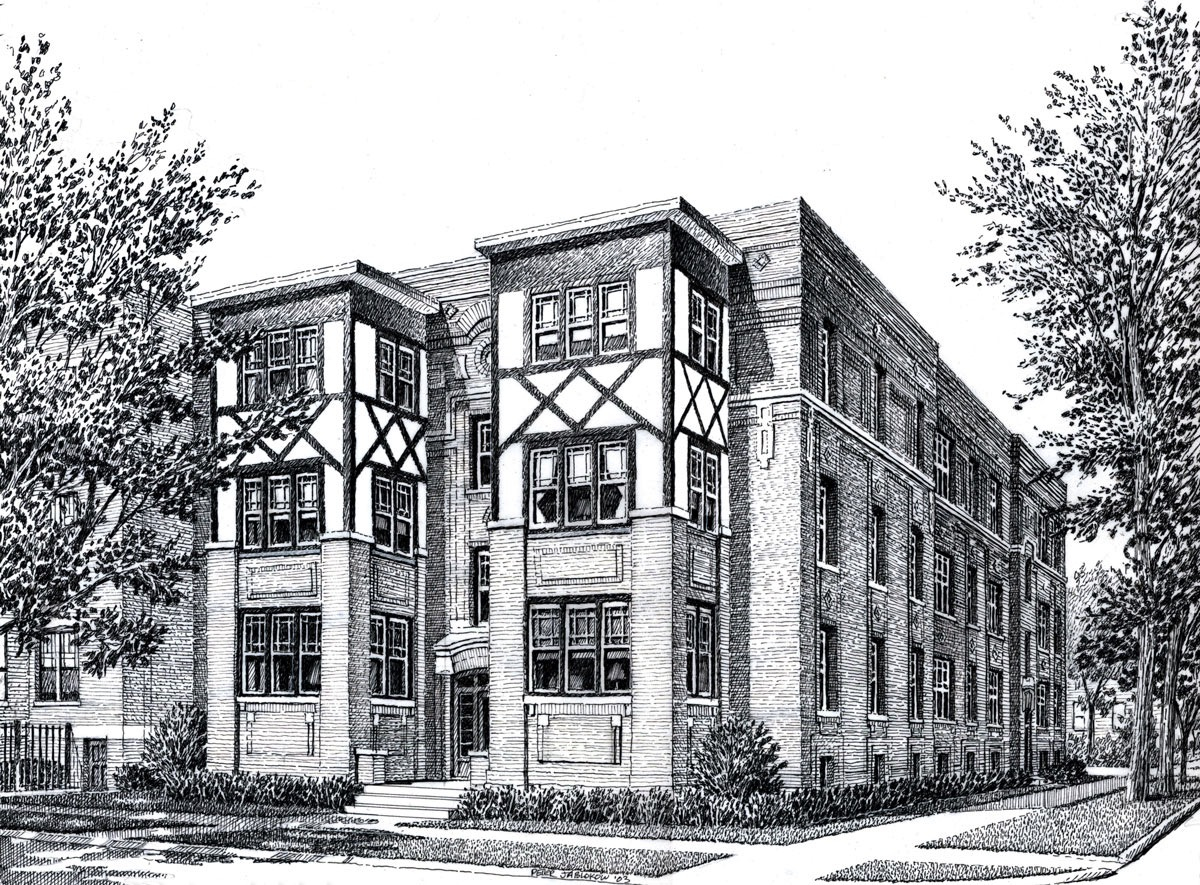 Ashland-Estes Condominiums