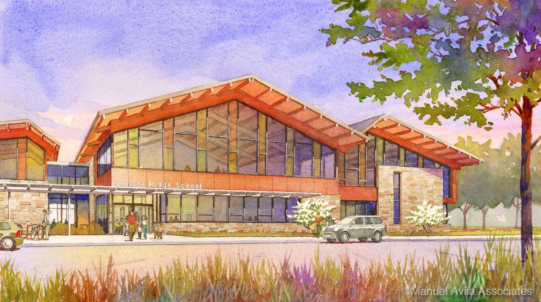 Sunset Ridge School