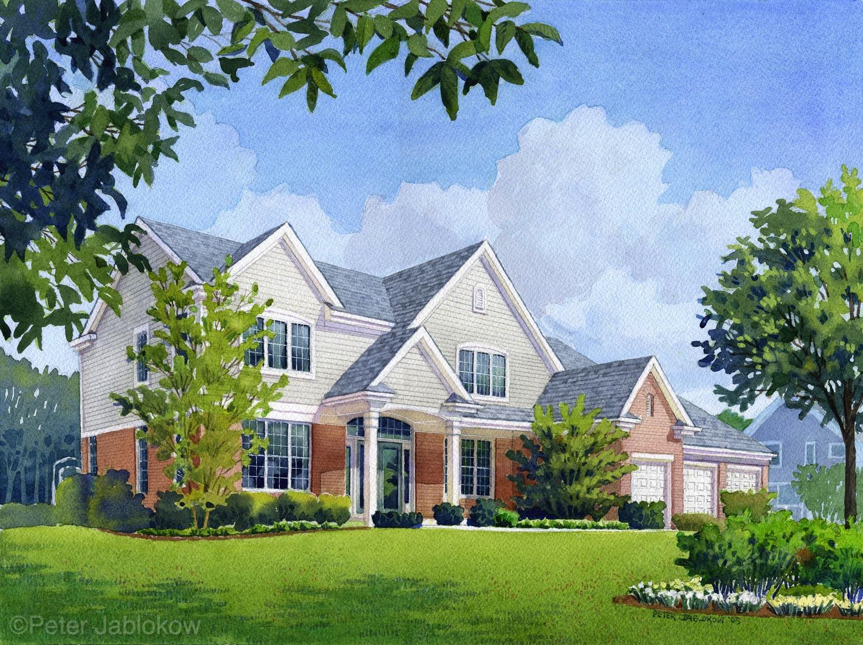 House in Green Oaks