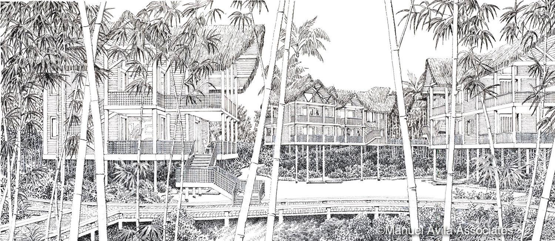 Westin Jungle lux Stilts