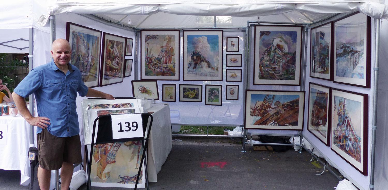 Bucktown Art Fair, Chicago