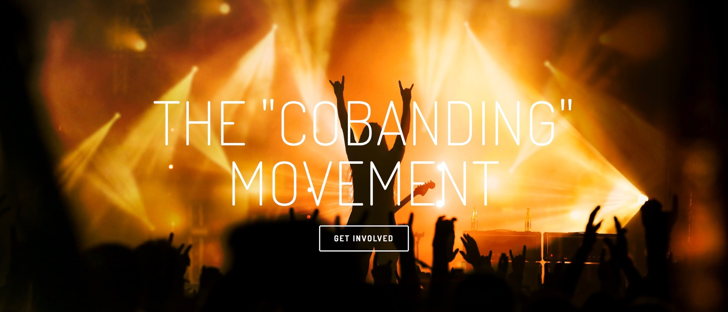 Cobanding.org is a not for profit movement any expenses incurred are paid for by generous donations by the Cobanding community.