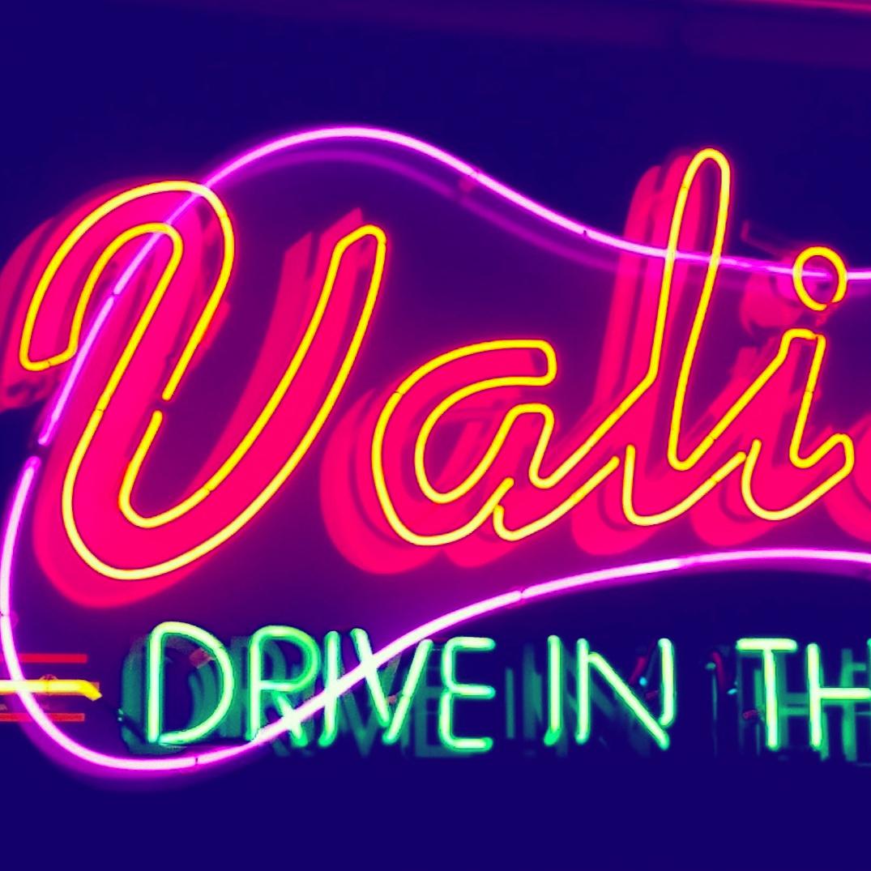 Catch a film at the Vali-Hi Drive-In