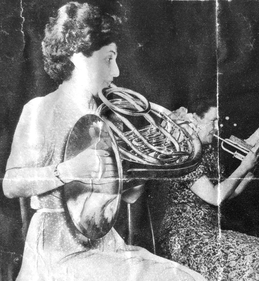 Dora Bacal, French Horn