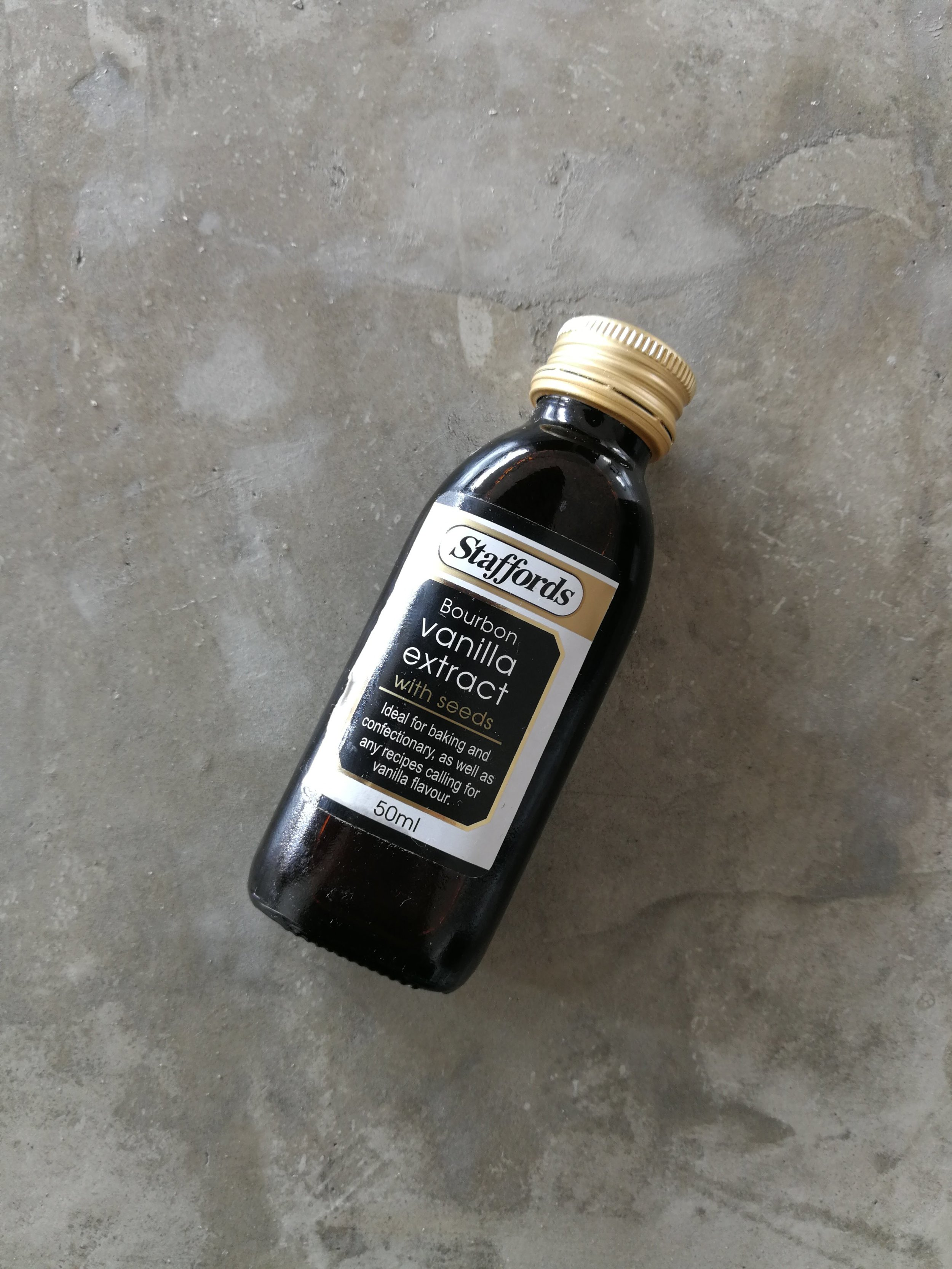 Aromatics  - 2 Drops Vanilla ExtractSweeten with Honey or Maple Syrup to taste.
