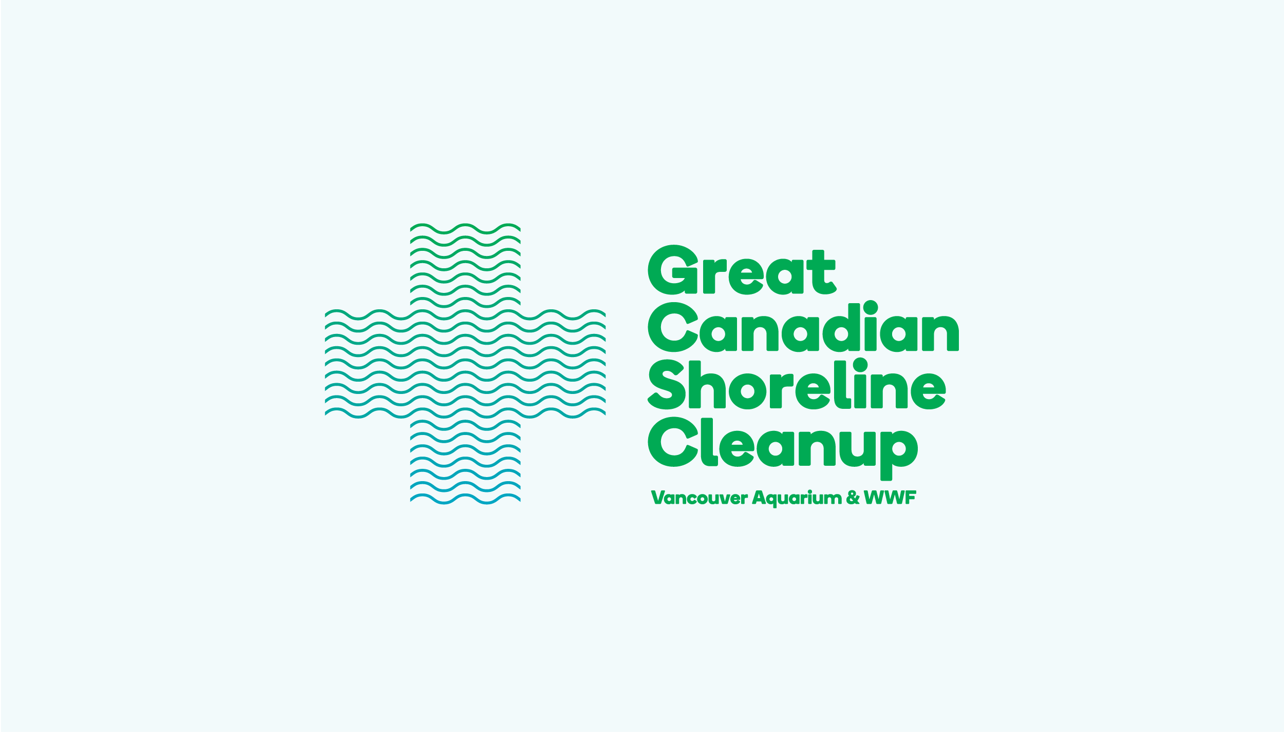 Referencing the iconic 'SOS' cross symbol, this concept speaks to the urgency of the shoreline initiative with simple use of pattern and colour. Bold and slightly rounded type strike a balance between friendly and empowering.