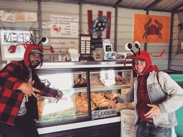 We wouldn't crab it any other way.  #electronic #electronicmusic #alterstructure #followthejourney #crab #coast #pdx #portland #portlandnw #pnw #crabcakes #pacificnorthwest #audioorganism #minimal #crabbing #dungenesscrab #ableton #abletonlive #florence #oregoncoast #coastlife #livingmybestlife #igtv #timespaceandplace #photography #novellis #crabandseafood #gonecrabbing #crabboil #coastal