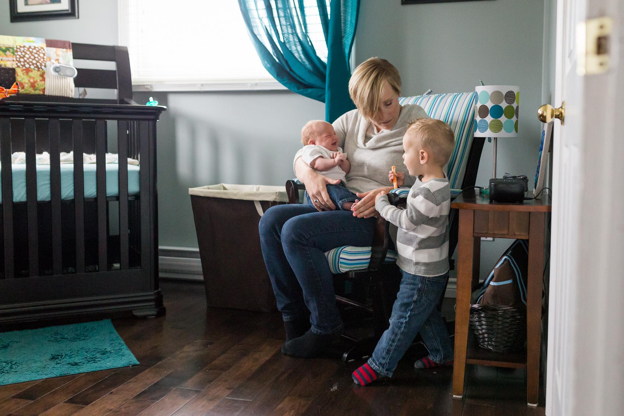Moncton Newborn Baby Photographer