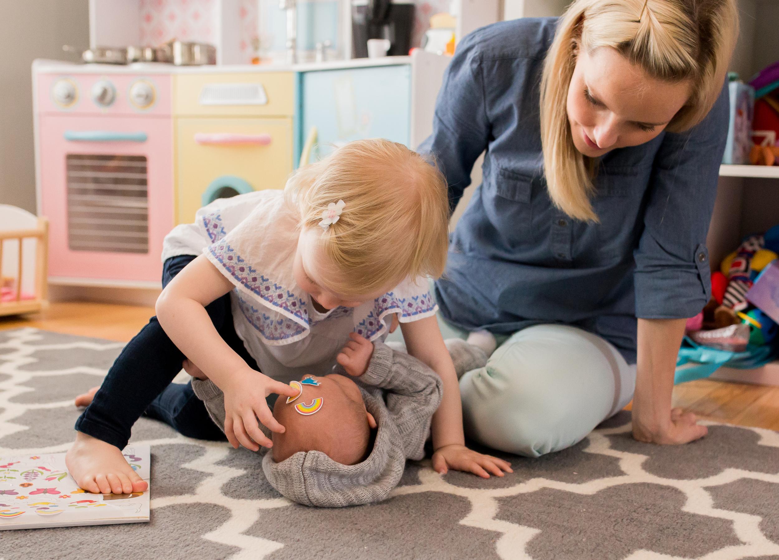 Moncton Newborn Baby- Family Photographer