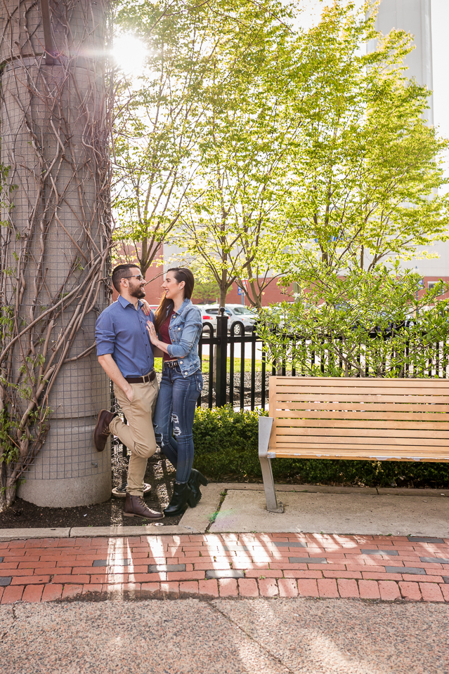 Moncton Engagement Photographer
