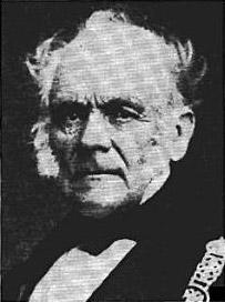 M.W. Edward Asa Raymond – Grand Master in 1849, '50, & '51