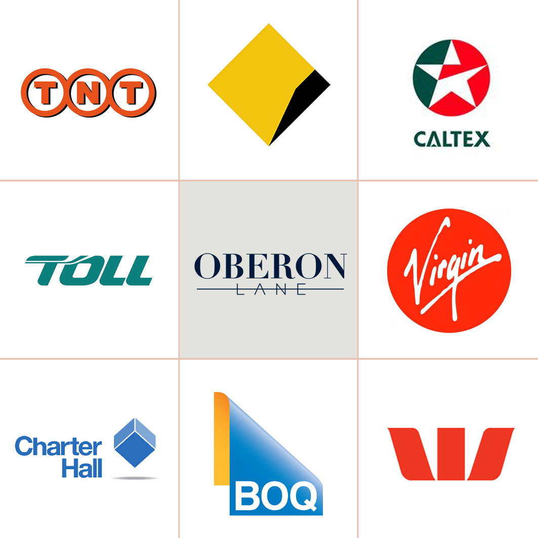 Just a small sample of the amazing brands that use Oberon Lane artists and services.