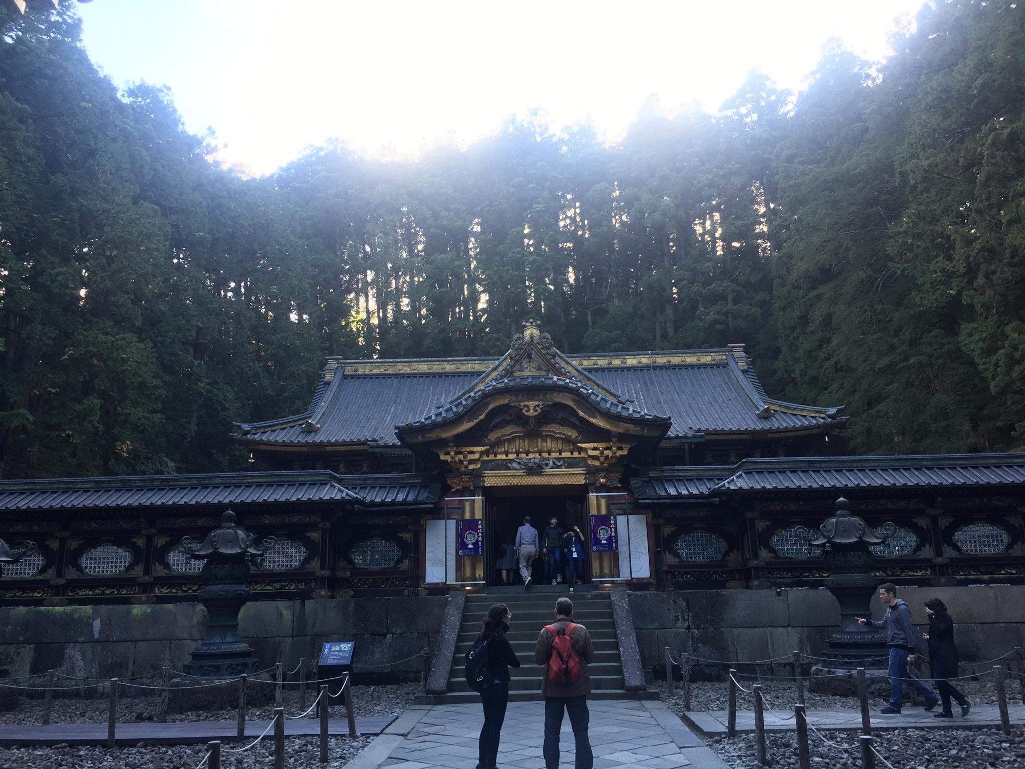 Nikko temples
