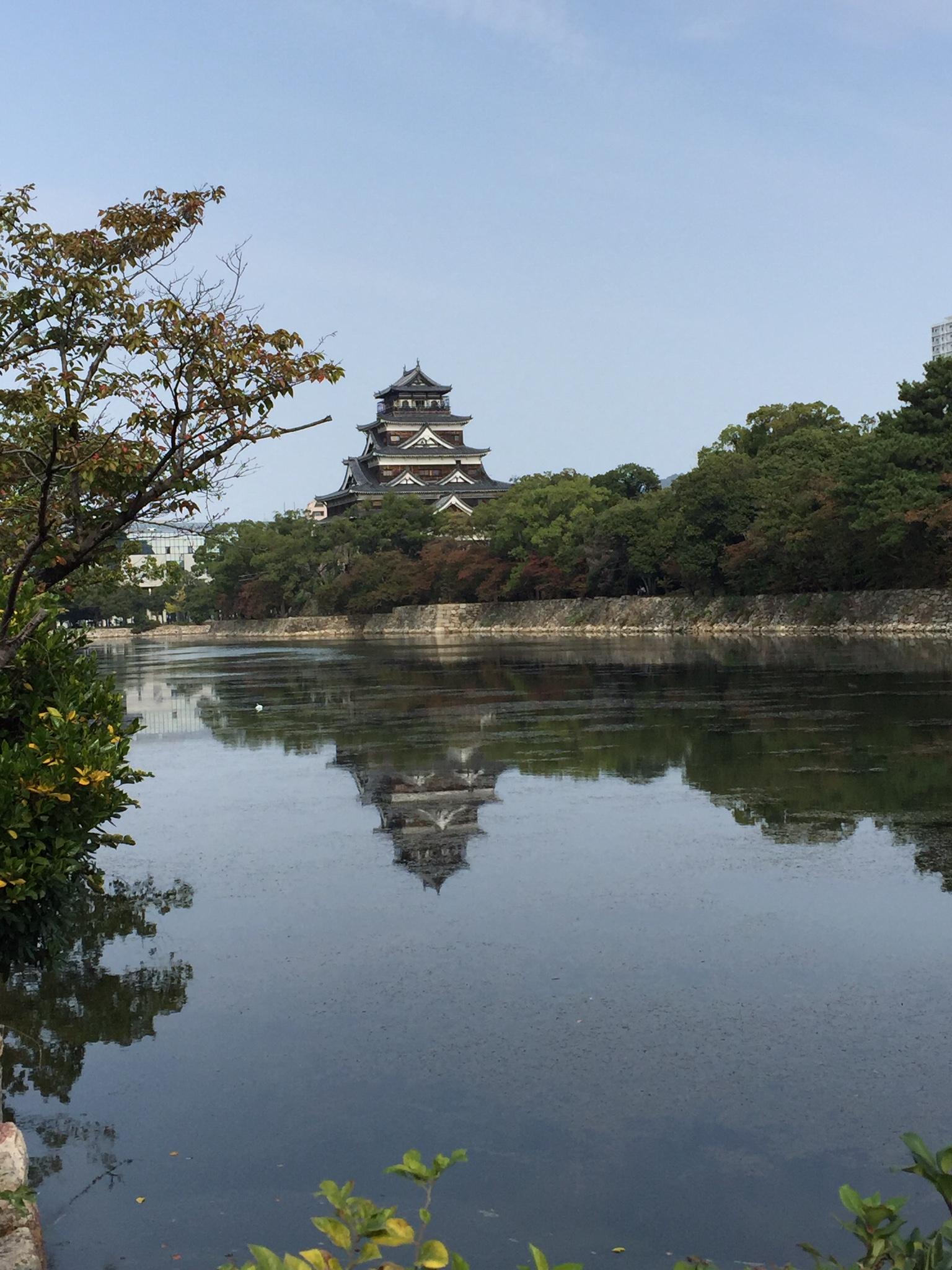 Castle in Hiroshima