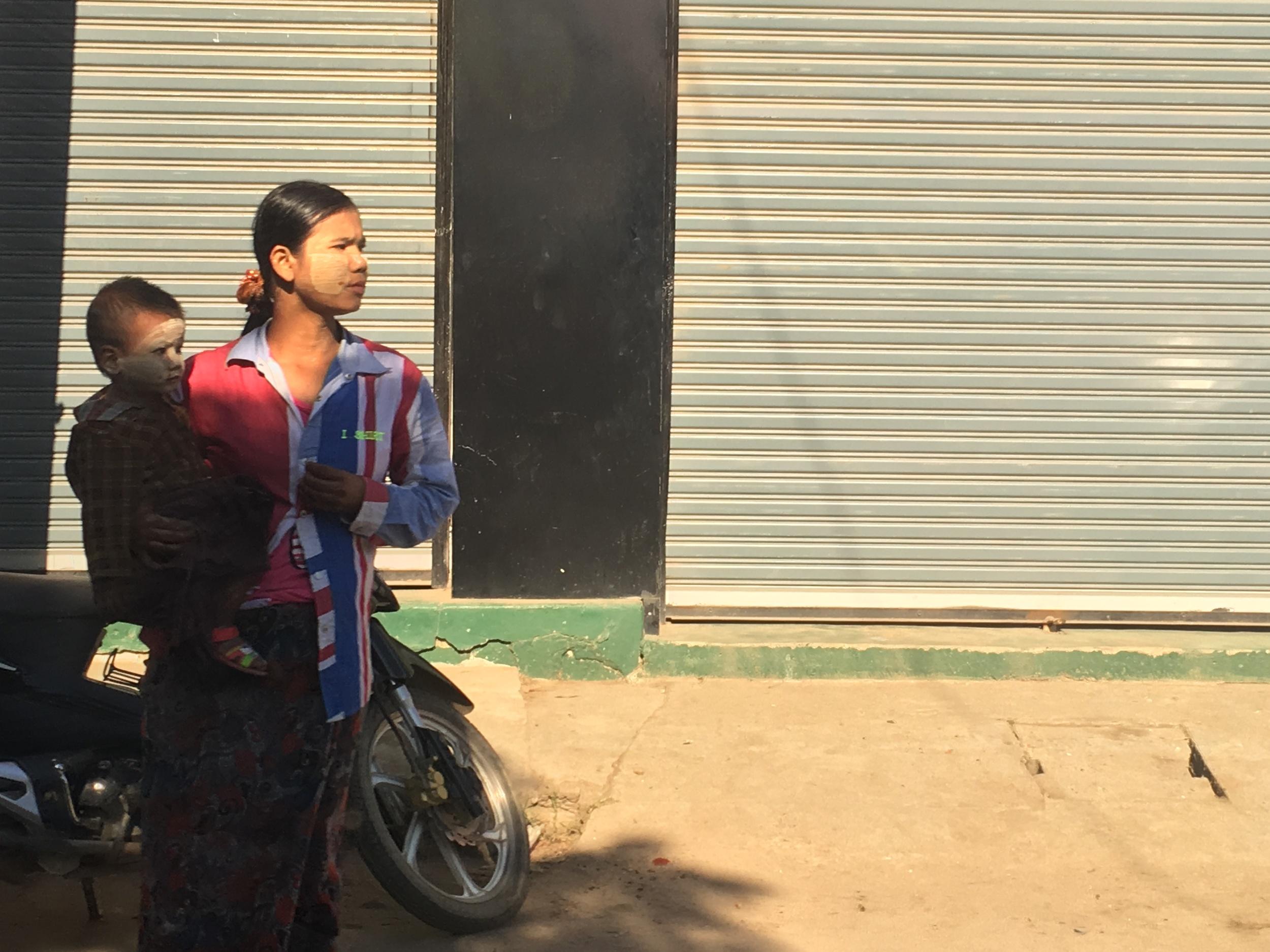 Streets of Mandalay
