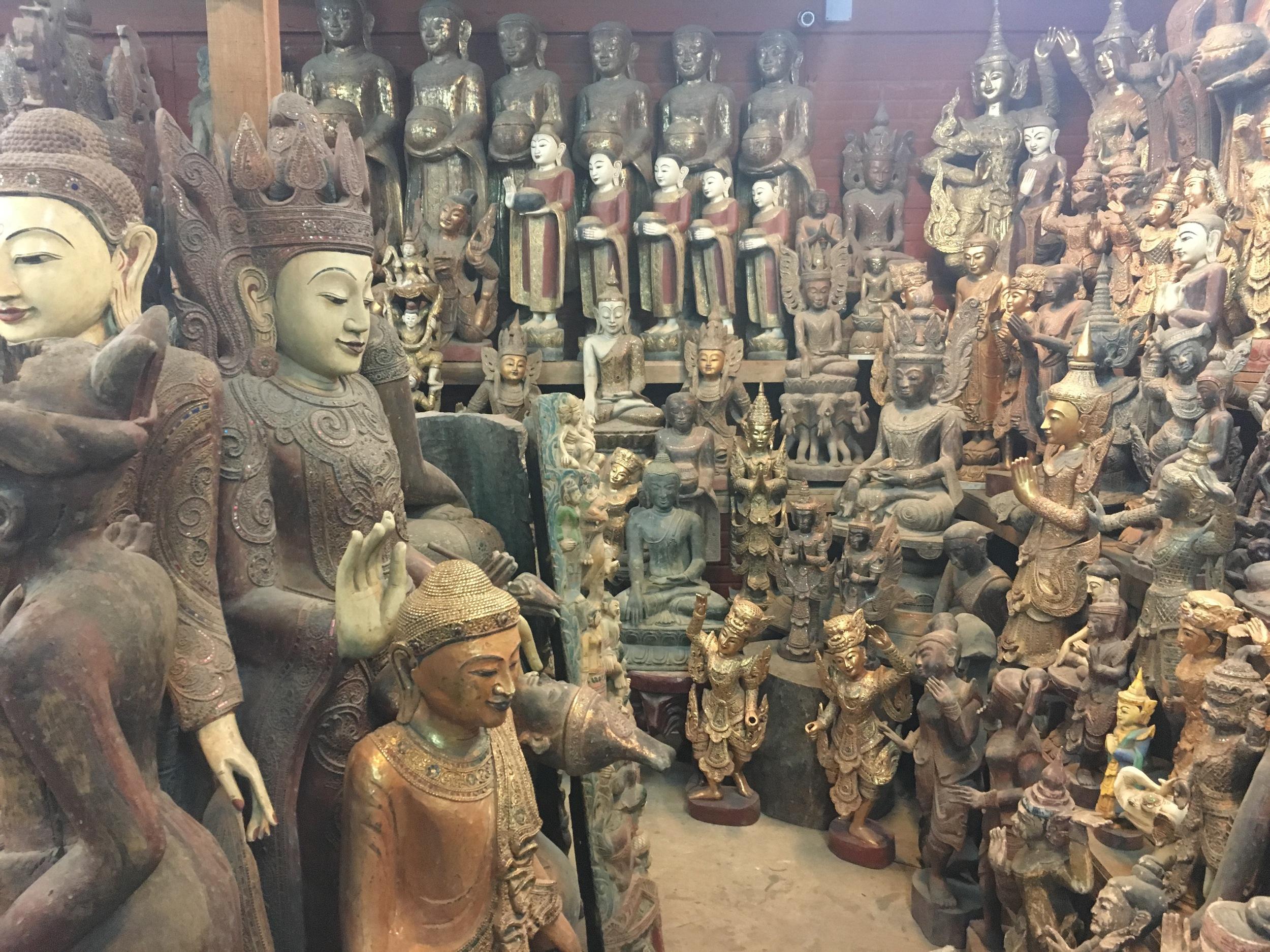 Buddha Buddha Buddha