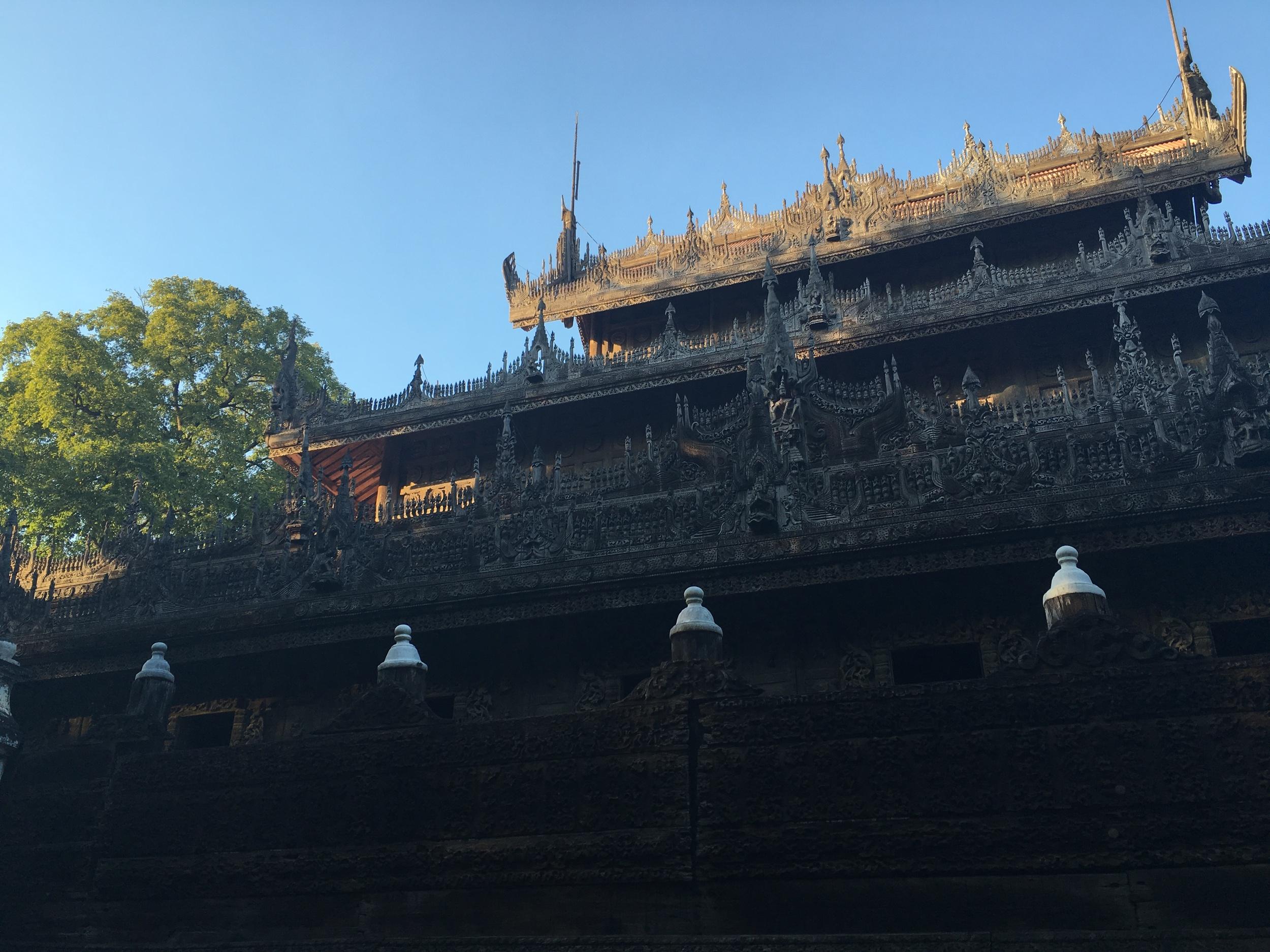 Shwenendaw Monastery