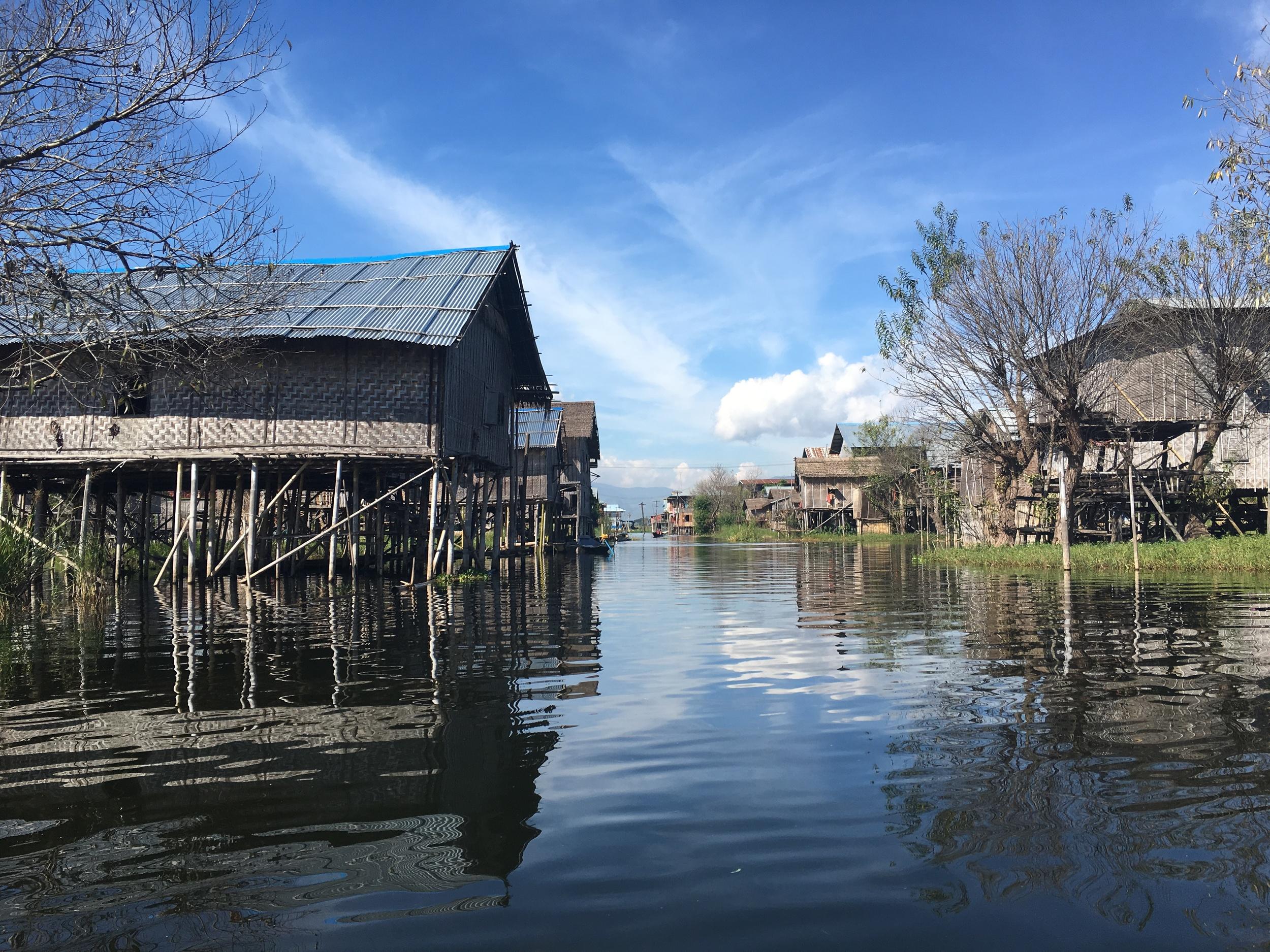 More lake village
