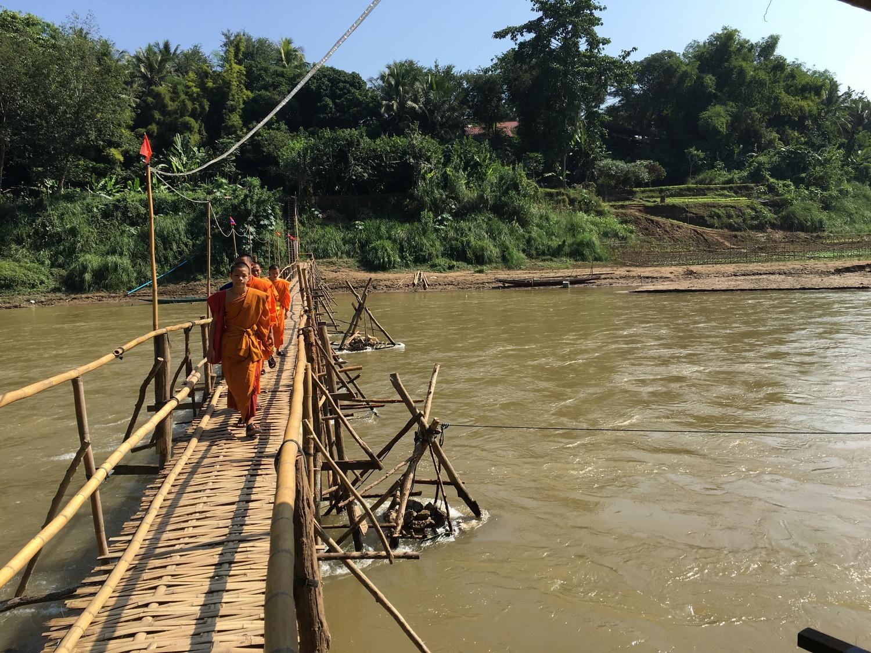 Vientiane + Luang Prabang, Laos