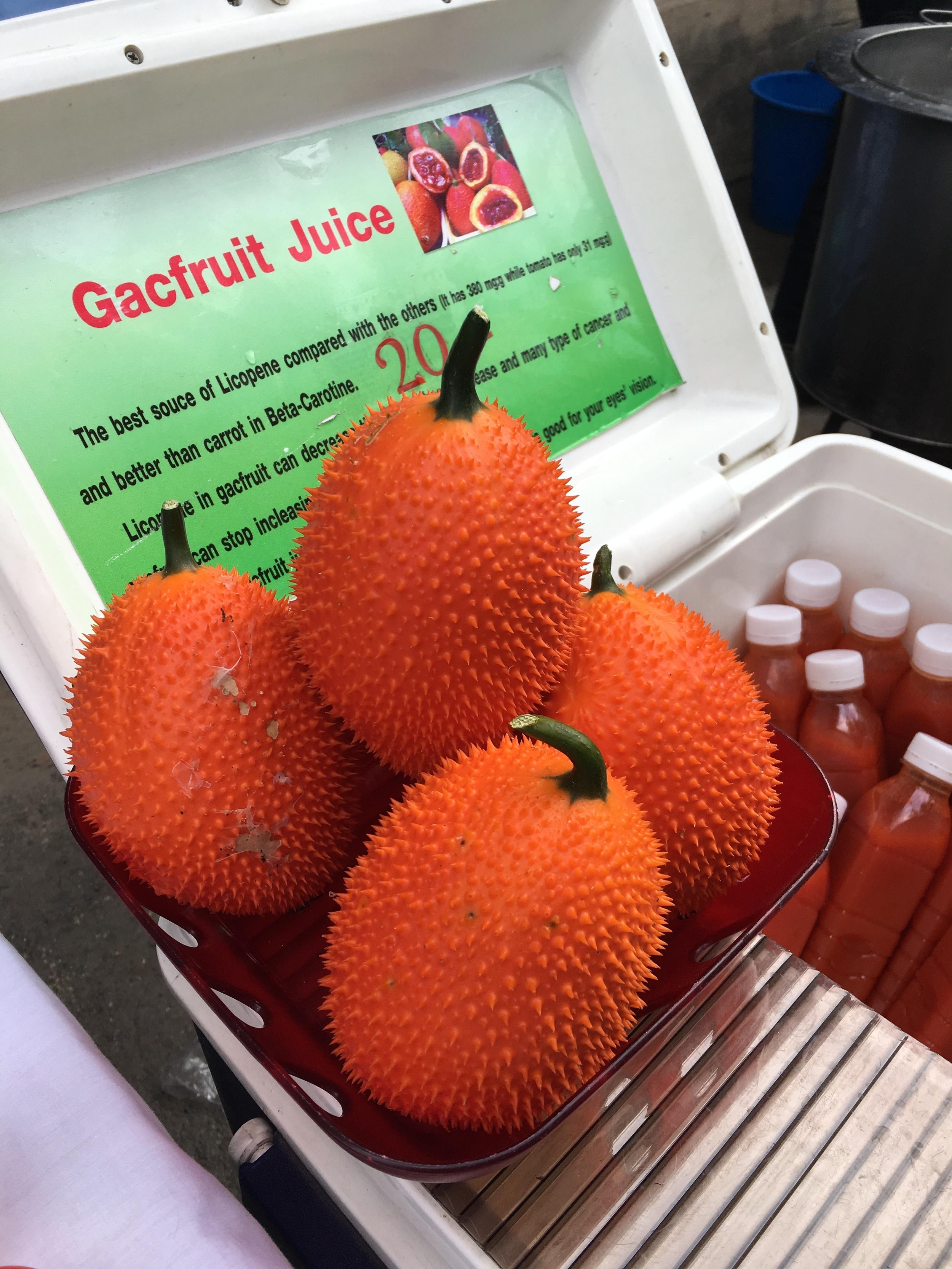 Gacfruit!
