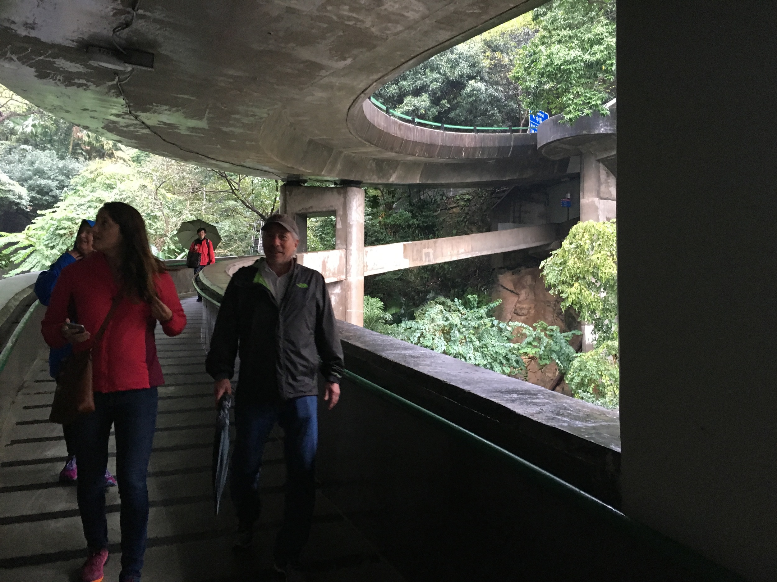 Wandering around HK