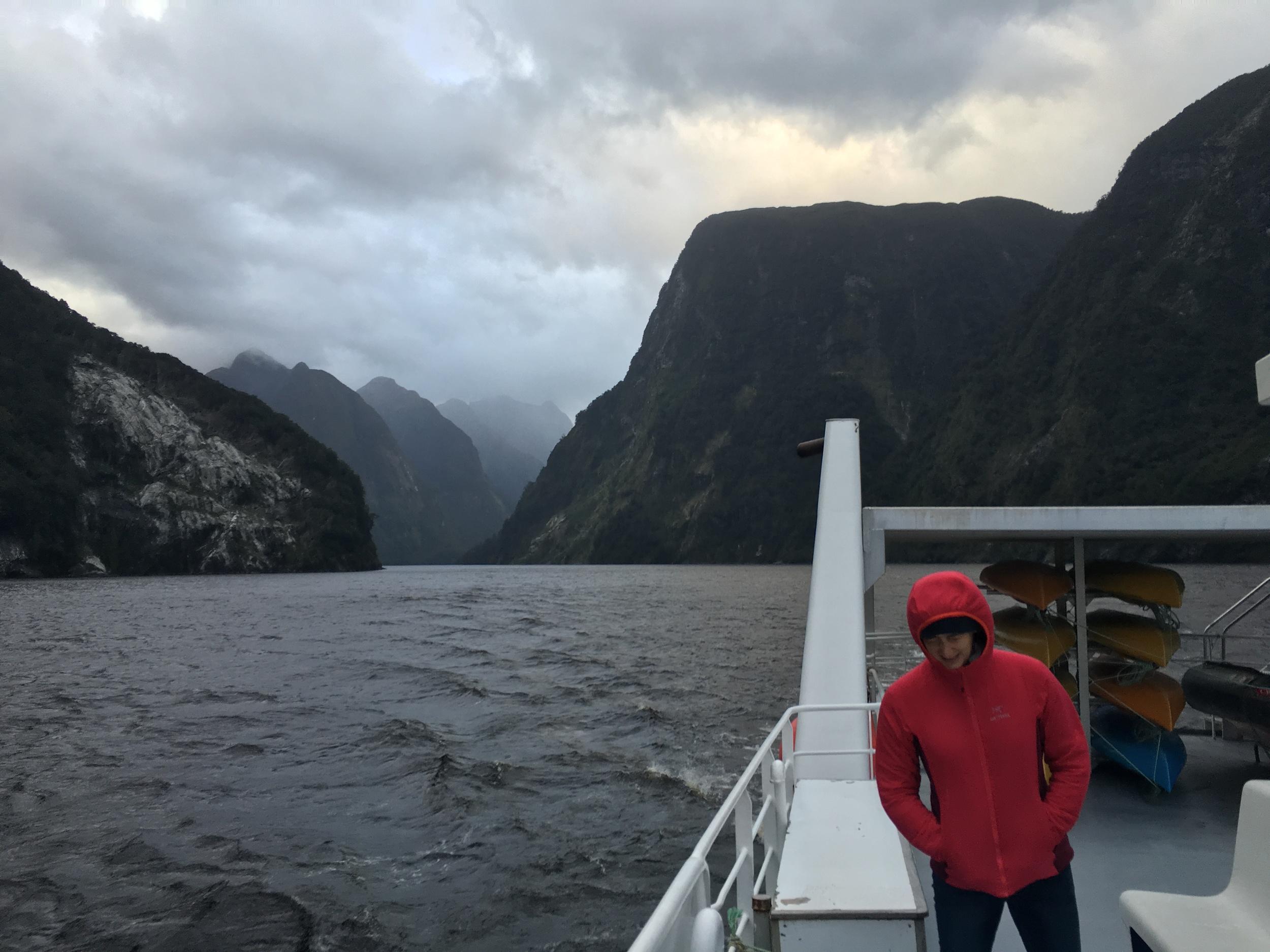 Windy Doubtful Sound