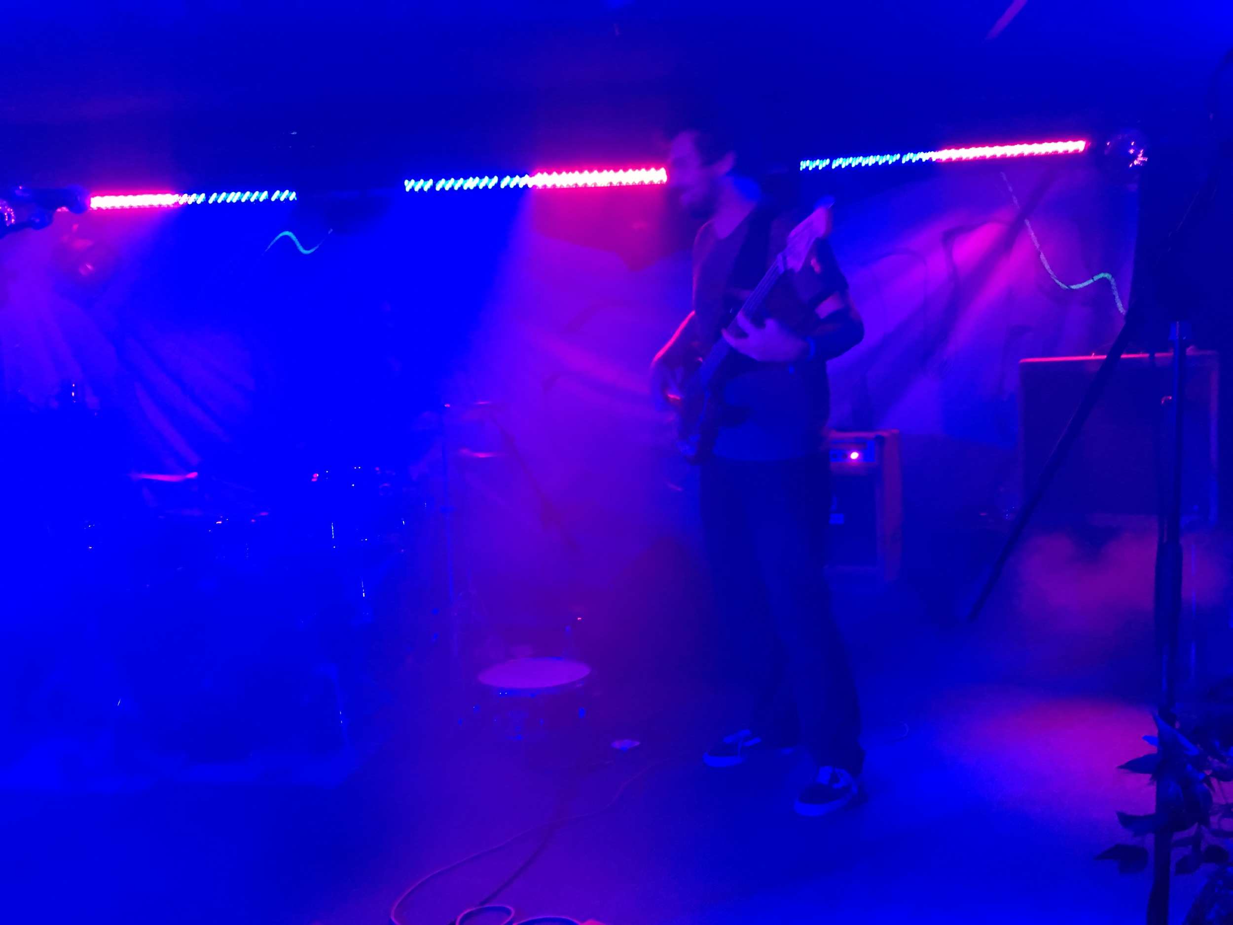 Got to see Alex perform with his amazing band!