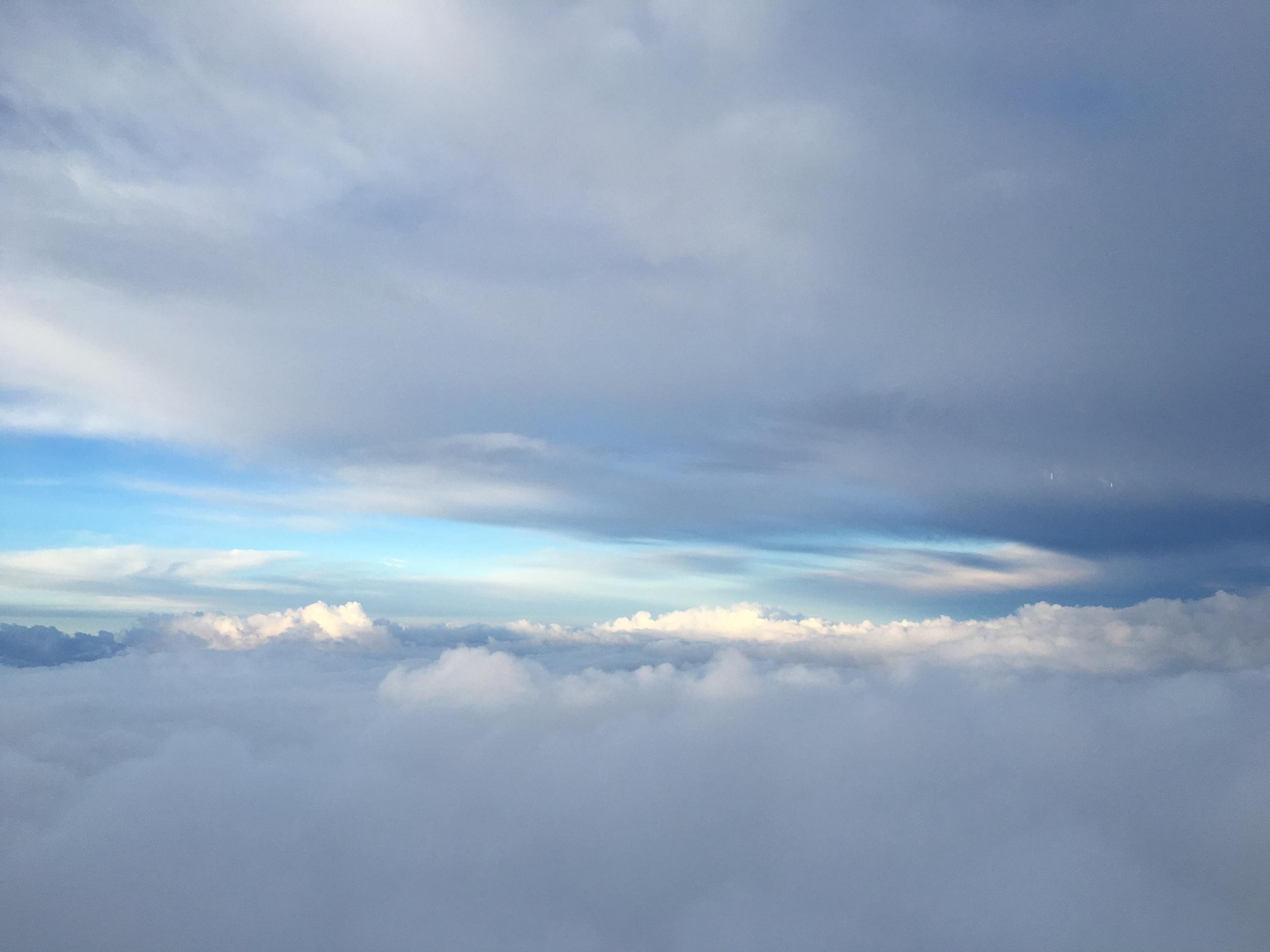 Dawn flight to Cairns